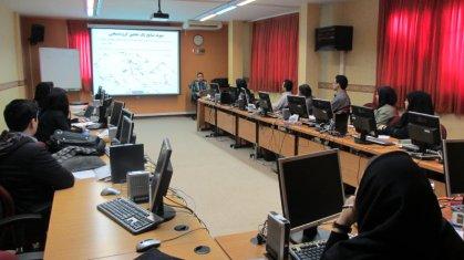 هشتمین دوره کارگاه تحلیل شبکه اجتماعی در ایرانداک